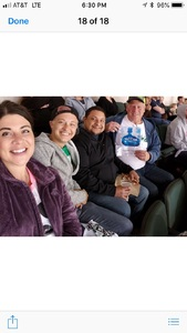 dondi attended Texas Stars vs. Tucson Roadrunners - Game Five - Second Round Playoffs - AHL on May 11th 2018 via VetTix