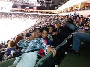 ToneiB attended Texas Stars vs. Tucson Roadrunners - Game Five - Second Round Playoffs - AHL on May 11th 2018 via VetTix