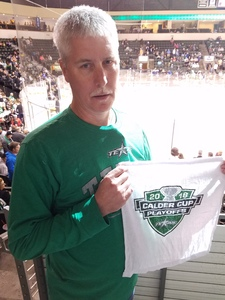 Mark attended Texas Stars vs. Tucson Roadrunners - Game Five - Second Round Playoffs - AHL on May 11th 2018 via VetTix