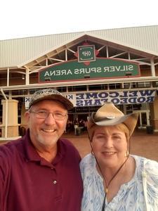 DENNIS attended Silver Spurs Arena/ Silver Spurs Rodeo on Jun 1st 2018 via VetTix