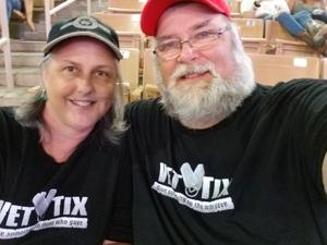 Margaret attended Silver Spurs Arena/ Silver Spurs Rodeo on Jun 2nd 2018 via VetTix