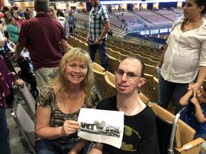 Valjean attended Silver Spurs Arena/ Silver Spurs Rodeo on Jun 2nd 2018 via VetTix