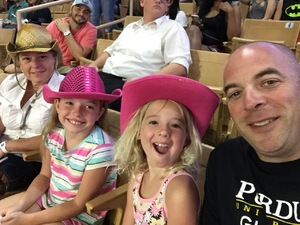 Heith attended Silver Spurs Arena/ Silver Spurs Rodeo on Jun 2nd 2018 via VetTix