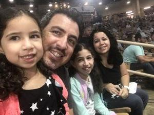 Diego attended Silver Spurs Arena/ Silver Spurs Rodeo on Jun 2nd 2018 via VetTix