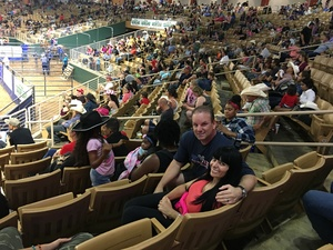 Brandon attended Silver Spurs Arena/ Silver Spurs Rodeo on Jun 2nd 2018 via VetTix