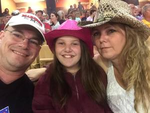 Craig attended Silver Spurs Arena/ Silver Spurs Rodeo on Jun 2nd 2018 via VetTix