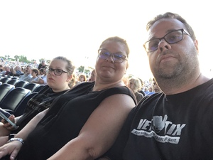 Kurtis attended Steely Dan With the Doobie Brothers: the Summer of Living Dangerously on May 11th 2018 via VetTix