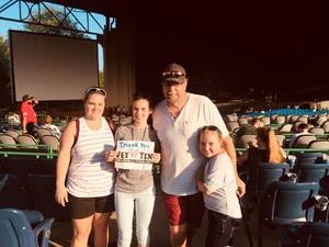 Dennis attended Steely Dan With the Doobie Brothers: the Summer of Living Dangerously on May 11th 2018 via VetTix