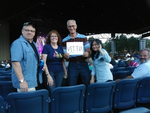 Mickle attended Steely Dan With the Doobie Brothers: the Summer of Living Dangerously on May 11th 2018 via VetTix