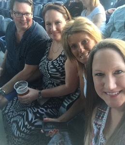 Sonja attended Steely Dan With the Doobie Brothers: the Summer of Living Dangerously on May 11th 2018 via VetTix