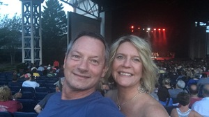 Paul attended Steely Dan With the Doobie Brothers: the Summer of Living Dangerously on May 11th 2018 via VetTix