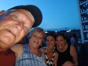 Chris W attended Steely Dan With the Doobie Brothers: the Summer of Living Dangerously on May 11th 2018 via VetTix