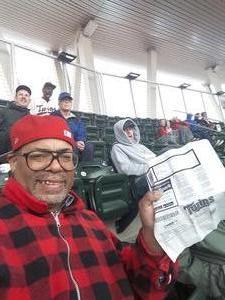 Jessee attended Minnesota Twins vs. Milwaukee Brewers - MLB on May 19th 2018 via VetTix