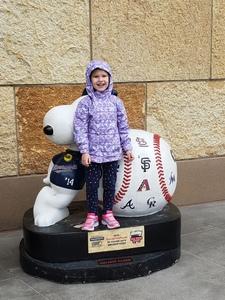 Proud fan attended Minnesota Twins vs. Milwaukee Brewers - MLB on May 19th 2018 via VetTix