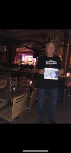 Ted attended Home Again - Mother's Day Tribute to the Music of Carole King - Presented by City Winery on May 13th 2018 via VetTix