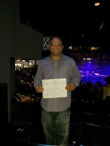 Ramon attended Mega 104. 3 Funk Fest With Zapp Band, Rose Royce, Lakeside and Cameo on May 12th 2018 via VetTix
