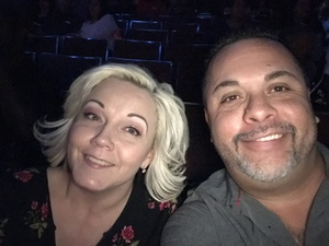 Jose Chavez Sr attended Mega 104. 3 Funk Fest With Zapp Band, Rose Royce, Lakeside and Cameo on May 12th 2018 via VetTix