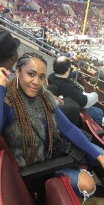Jonella attended Philadelphia Soul vs. Albany Empire - IFL on May 19th 2018 via VetTix