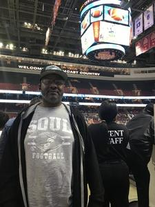 ROY attended Philadelphia Soul vs. Albany Empire - IFL on May 19th 2018 via VetTix