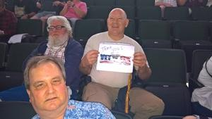 Scott attended Daryl Hall and John Oates With Train on May 16th 2018 via VetTix