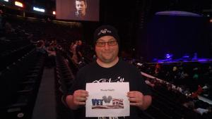 Richard attended Daryl Hall and John Oates With Train on May 16th 2018 via VetTix