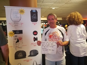 gene attended Daryl Hall and John Oates With Train on May 16th 2018 via VetTix
