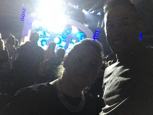 Joshua attended Daryl Hall and John Oates With Train on May 16th 2018 via VetTix