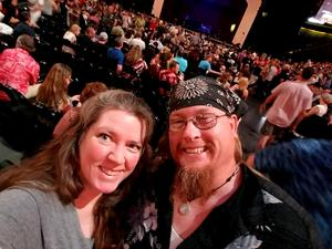 Brian attended Daryl Hall and John Oates With Train on May 16th 2018 via VetTix