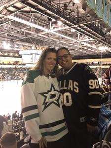 Carl attended Texas Stars vs. Rockford Icehogs - Game Two - Western Conference Finals - AHL on May 20th 2018 via VetTix