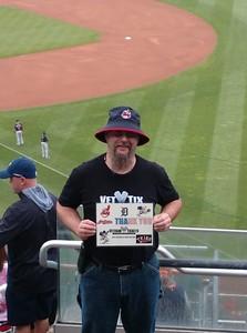 Matthew attended Detroit Tigers vs. Cleveland Indians - MLB on Jun 10th 2018 via VetTix