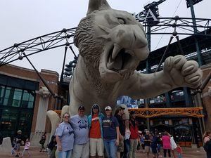 steven attended Detroit Tigers vs. Cleveland Indians - MLB on Jun 10th 2018 via VetTix