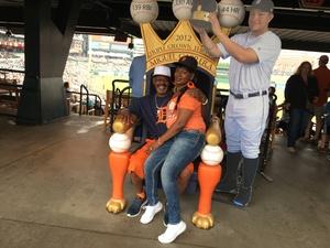 Gary attended Detroit Tigers vs. Cleveland Indians - MLB on Jun 10th 2018 via VetTix