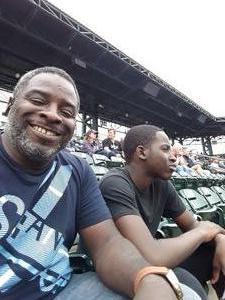 Angela attended Detroit Tigers vs. Cleveland Indians - MLB on Jun 10th 2018 via VetTix