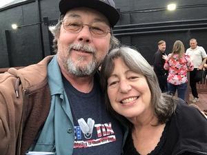 John attended The Oak Ridge Boys Live on May 17th 2018 via VetTix