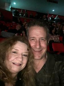 Rob attended Daryl Hall & John Oates and Train on May 20th 2018 via VetTix