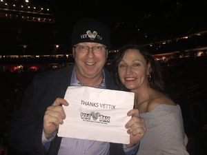 Daniel attended Daryl Hall & John Oates and Train on May 20th 2018 via VetTix