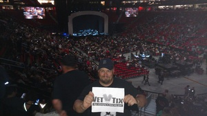 Kevin Watson attended Daryl Hall & John Oates and Train on May 20th 2018 via VetTix