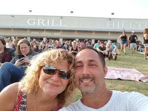 Rob attended Poison With Special Guests Cheap Trick and Pop Evil - Lawn Seats on Jun 2nd 2018 via VetTix