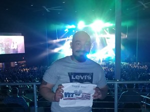 Angel attended Poison With Special Guests Cheap Trick and Pop Evil - Lawn Seats on Jun 2nd 2018 via VetTix