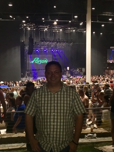 Stephanie attended Poison With Special Guests Cheap Trick and Pop Evil - Lawn Seats on Jun 2nd 2018 via VetTix