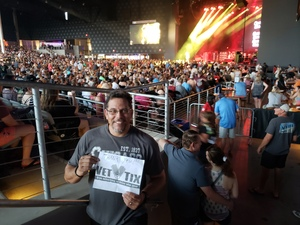 Rich Martinez attended Poison With Special Guests Cheap Trick and Pop Evil - Lawn Seats on Jun 2nd 2018 via VetTix