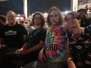 Gary attended Poison With Special Guests Cheap Trick and Pop Evil - Lawn Seats on Jun 2nd 2018 via VetTix