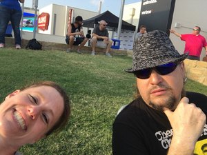 Chris attended Poison With Special Guests Cheap Trick and Pop Evil - Lawn Seats on Jun 2nd 2018 via VetTix