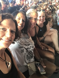Kimberly attended Poison With Special Guests Cheap Trick and Pop Evil - Lawn Seats on Jun 2nd 2018 via VetTix