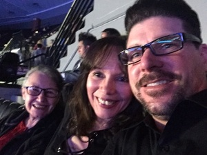 Robert attended Luis Miguel Live at the Pepsi Center on May 20th 2018 via VetTix