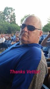 Robert attended Outlaw Music Festival on May 25th 2020 via VetTix
