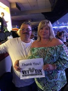 camden attended Outlaw Music Festival on Jun 20th 2018 via VetTix