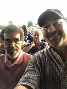 Sgt PAUL STANLEY attended Outlaw Music Festival on Jun 20th 2018 via VetTix