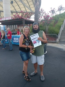 Davene attended STYX / Joan Jett & the Blackhearts With Special Guests Tesla on Jun 17th 2018 via VetTix