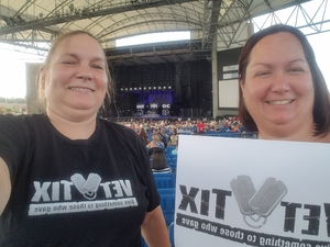 Karrie attended STYX / Joan Jett & the Blackhearts With Special Guests Tesla on Jun 17th 2018 via VetTix